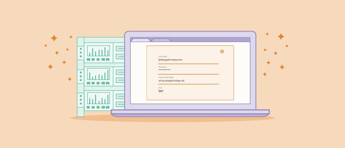 Ventajas de un servidor SMTP Email Transaccional