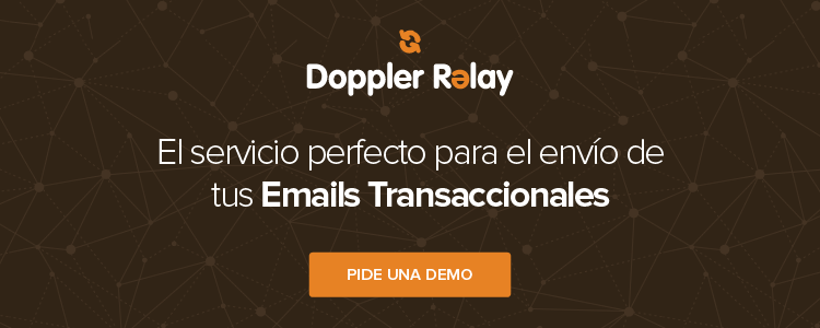 Doppler Relay, la herramienta perfecta para enviar Email Transaccional