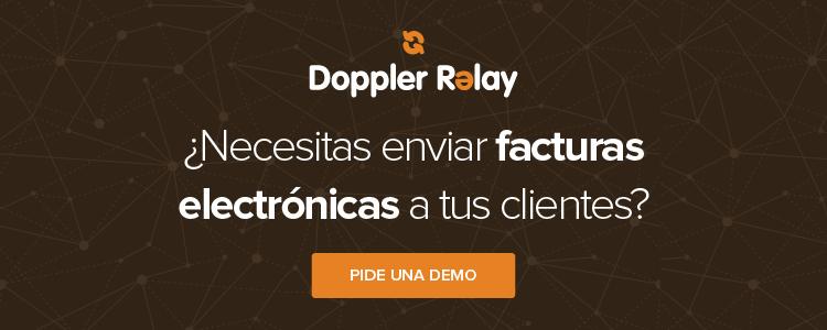 Envía tus recibos digitales con Doppler Relay